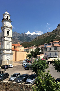 Calenzana Église Saint-Blaise
