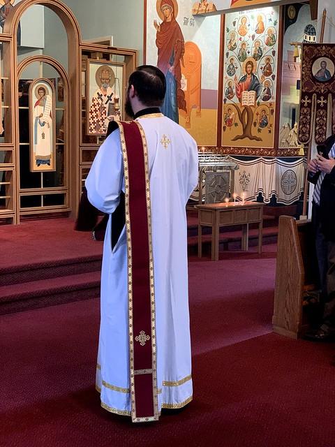 Alumnus Dn. Basil Crivella ordained to the priesthood