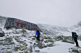 Chata Pod Rysmi (2250m)