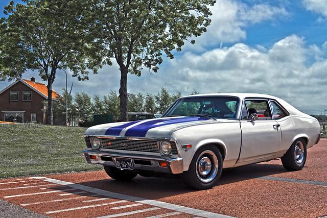 Chevrolet Nova Sport Coupé 1969 (2419)