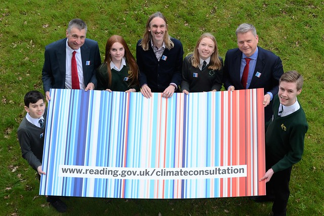 Reading Climate Emergency Strategy Consultation Launch