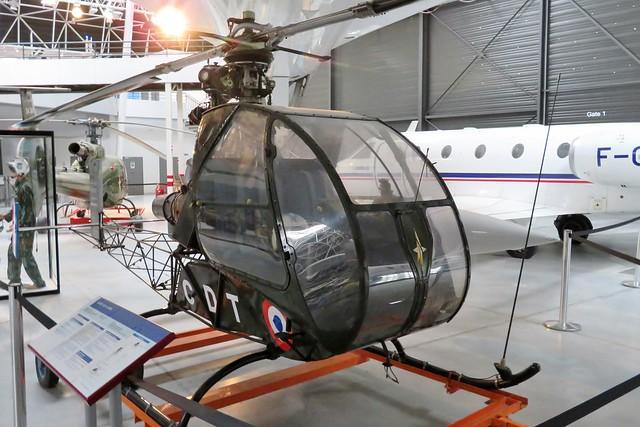 F-BRSJ CDT Aeroscopia Toulouse 17 January 2020