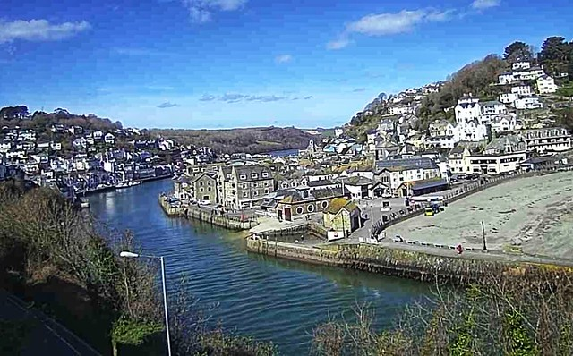 Beautiful looe Cornwall