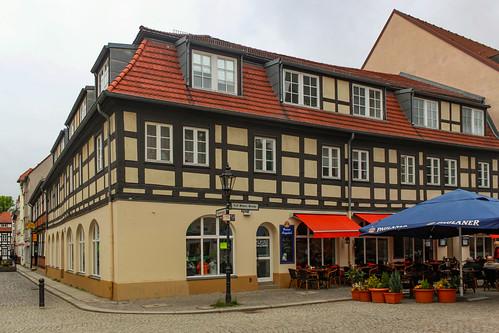 """Das ehemalige Hotel """"Zum Stern"""""""