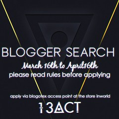 13ACT - Search for bloggers