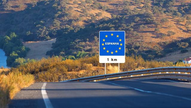Frontera España