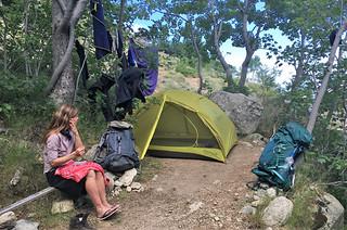 Camping Refuge de Capanelle