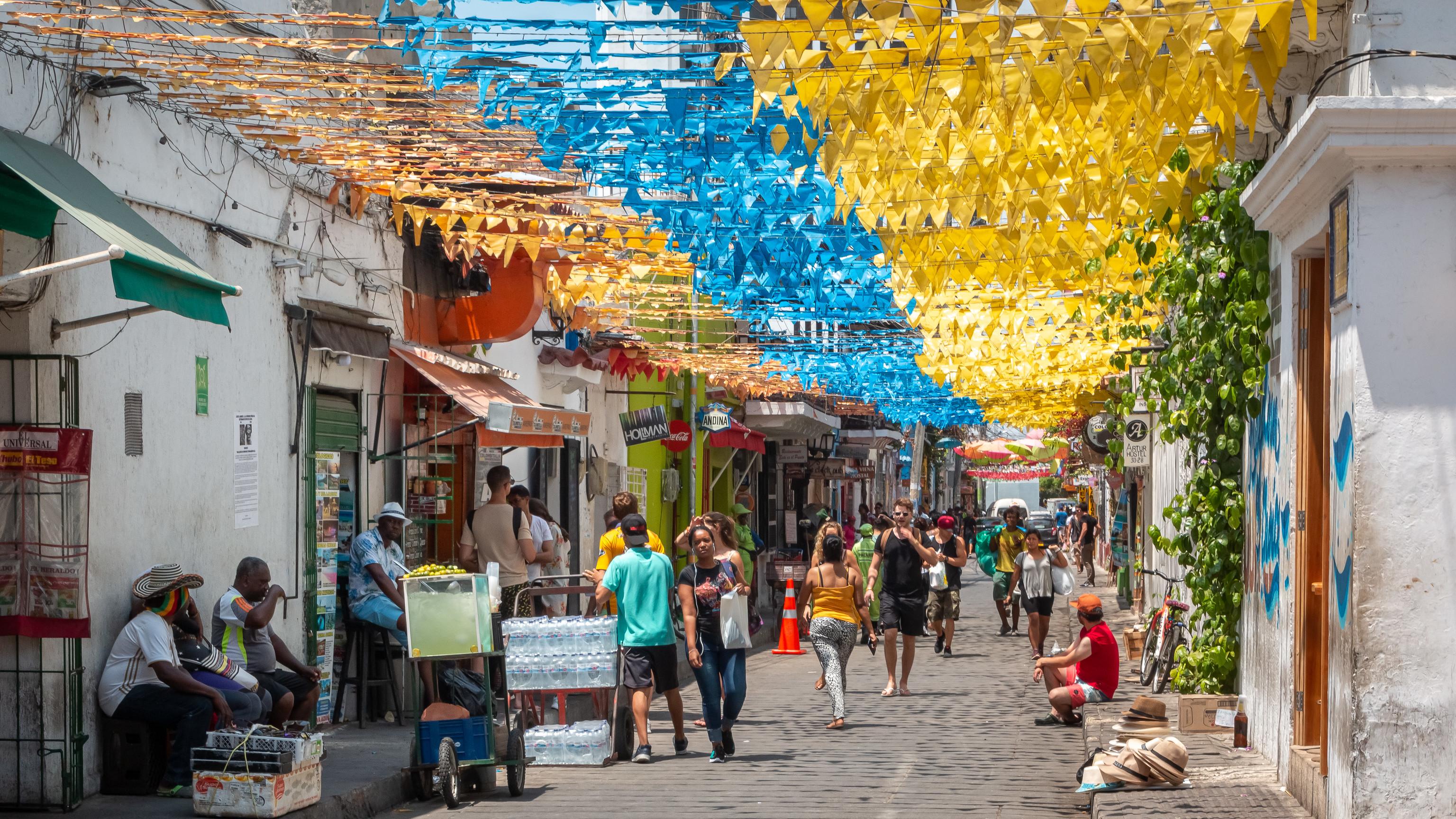 Carthagène - [Colombie]