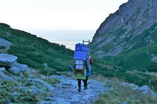 Volunteer service - High Tatras huts