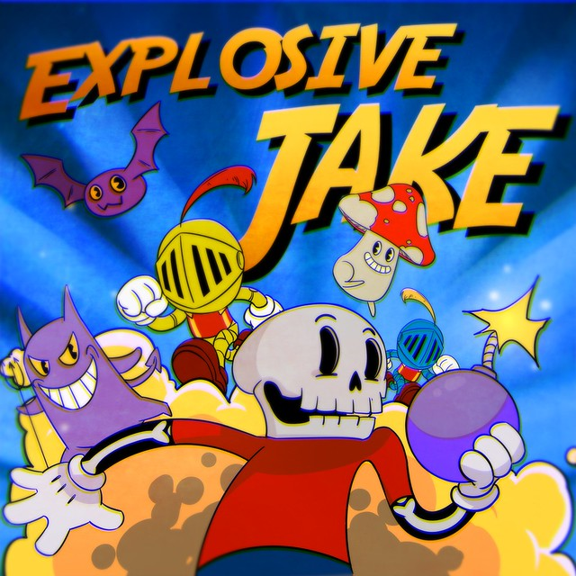 Thumbnail of Explosive Jake on PS4
