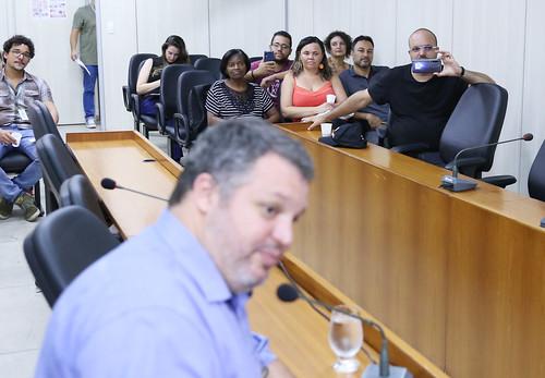 6ª Reunião Ordinária - Comissão de Direitos Humanos e Defesa do Consumidor
