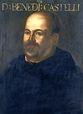 Ritratto di Benedetto Castelli (1577/8-1643), Museo degli Uffizi, Firenze.