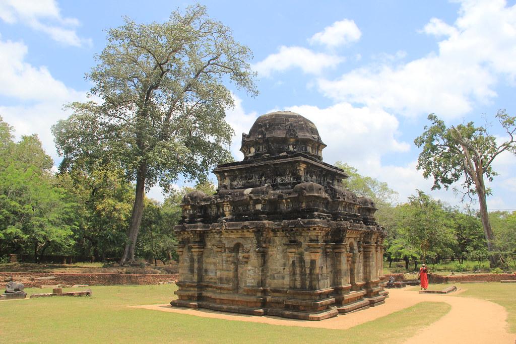Siva Devale No.2, Polonnaruwa