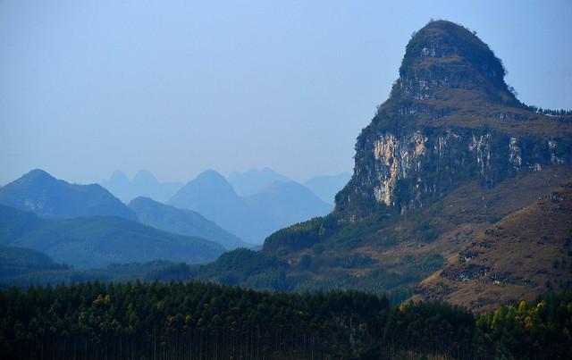 Gulucun - Mountain Landscape