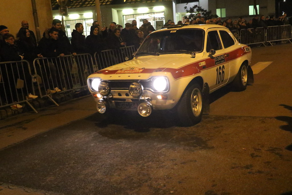 Ford Escort RS 1600 1973 - Equipage 166
