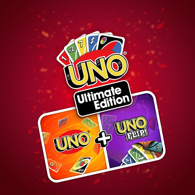 Thumbnail of UNO Ultimate Edition on PS4