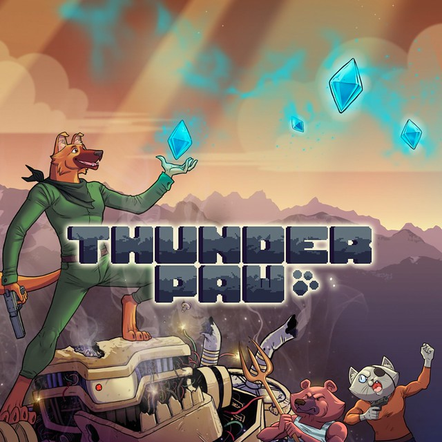 Thumbnail of Thunder Paw on PS4
