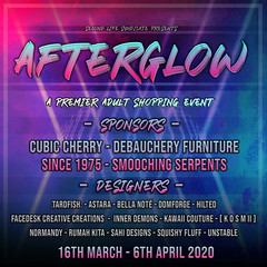 Afterglow - March 2020