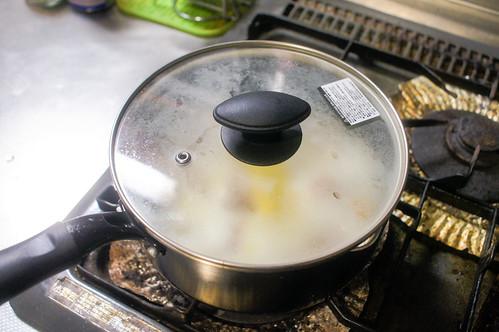 シュクメルリの作り方
