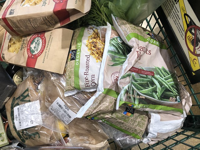 Whole Foods Cart - 3-16-20