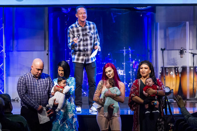 Baby Dedication Weekend March 2020