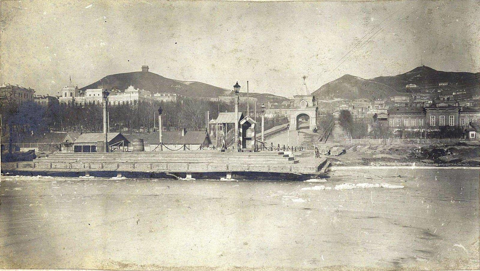 16. Пристань во Владивостоке