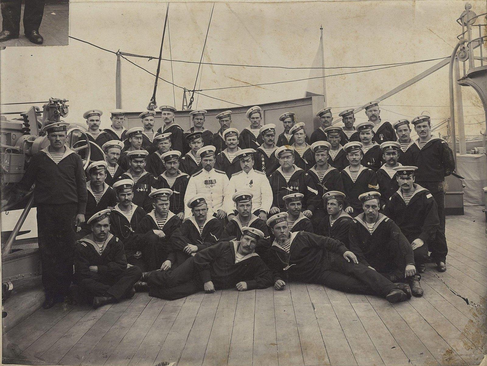 1905. Альбом боевых действий Владивостокского отряда крейсеров. Часть 4