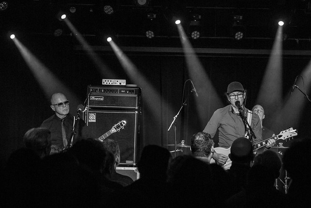 Wire @ Union Stage, Washington DC, 03/09/2020