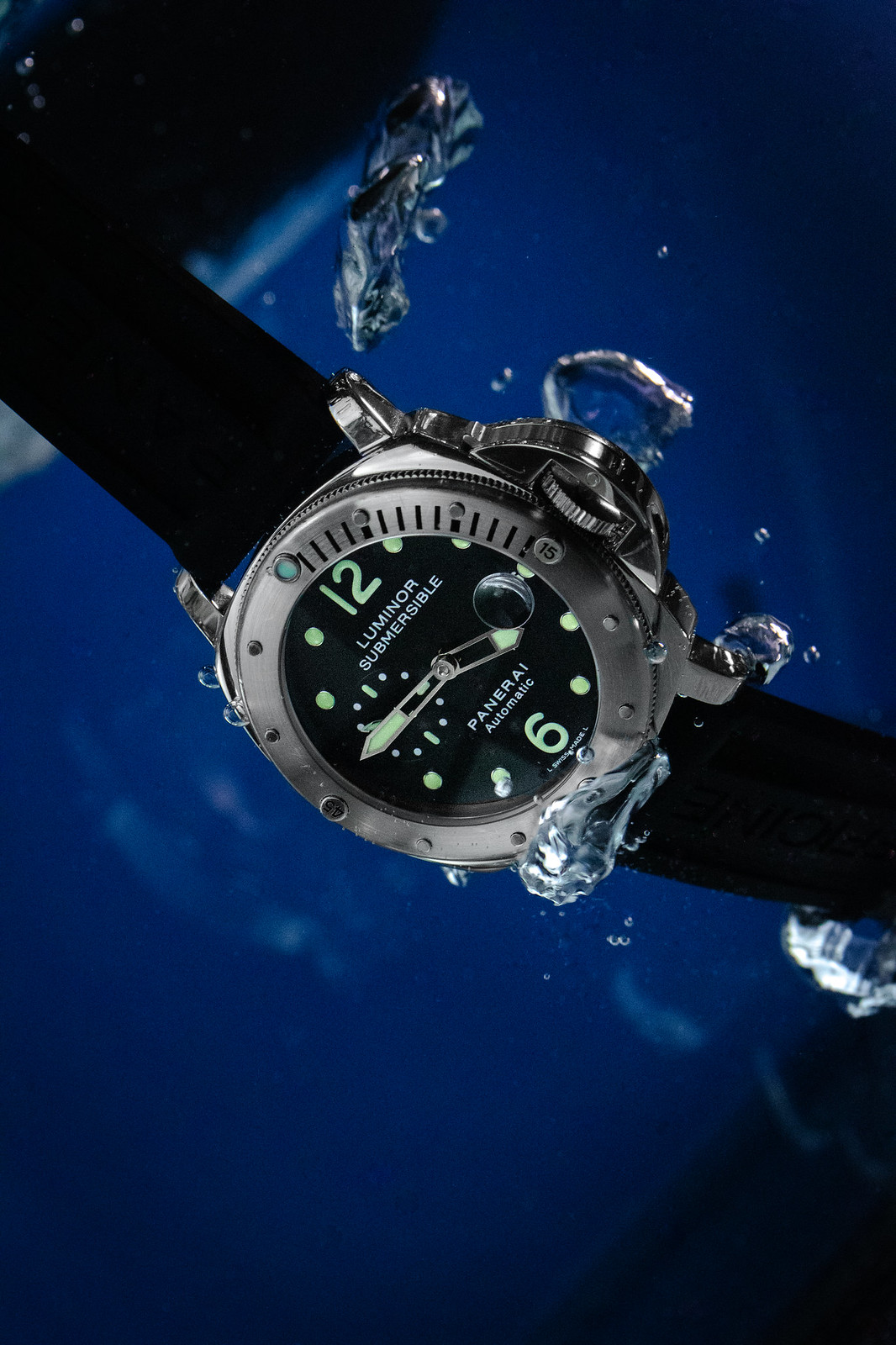 Panerai Submersible PAM024 Diving
