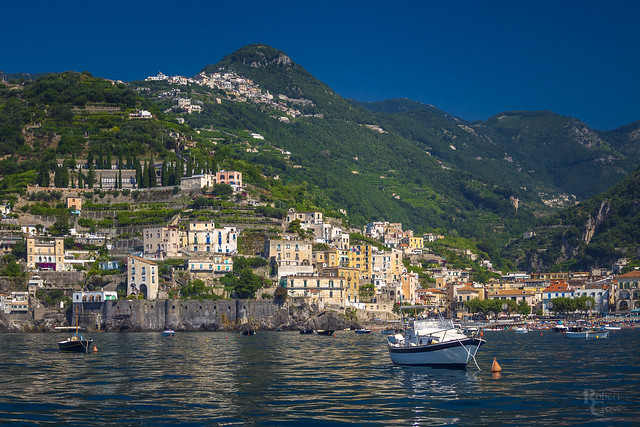 Dreaming of Amalfi