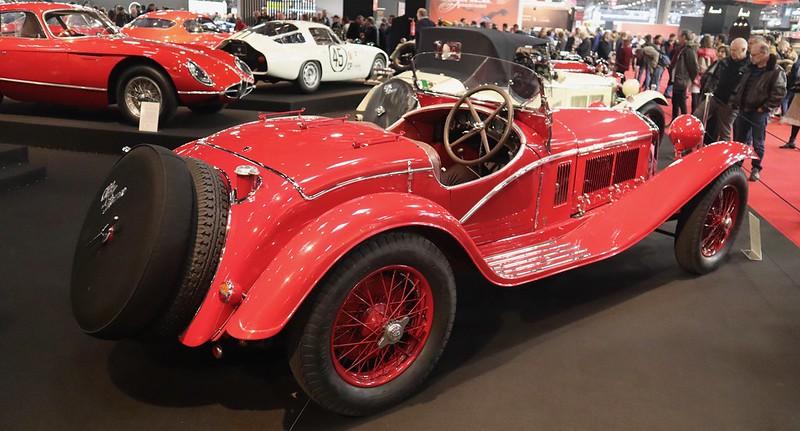 Alfa Romeo 1750/6C Brianza Grand Sport 1932 - 49666781418_bf086e57ea_c