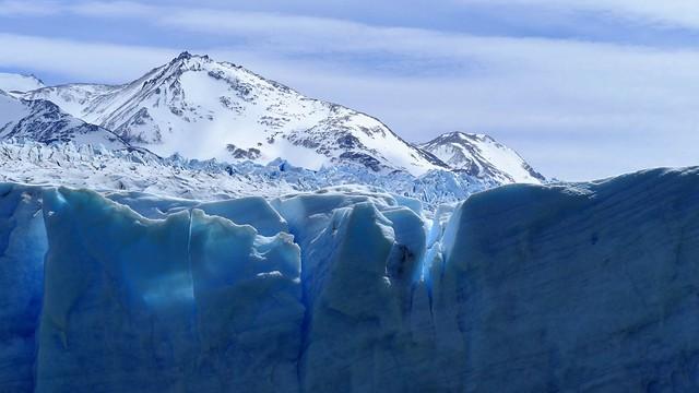 Gletschereis pur....