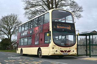 East Yorkshire 702, YX55DHJ.