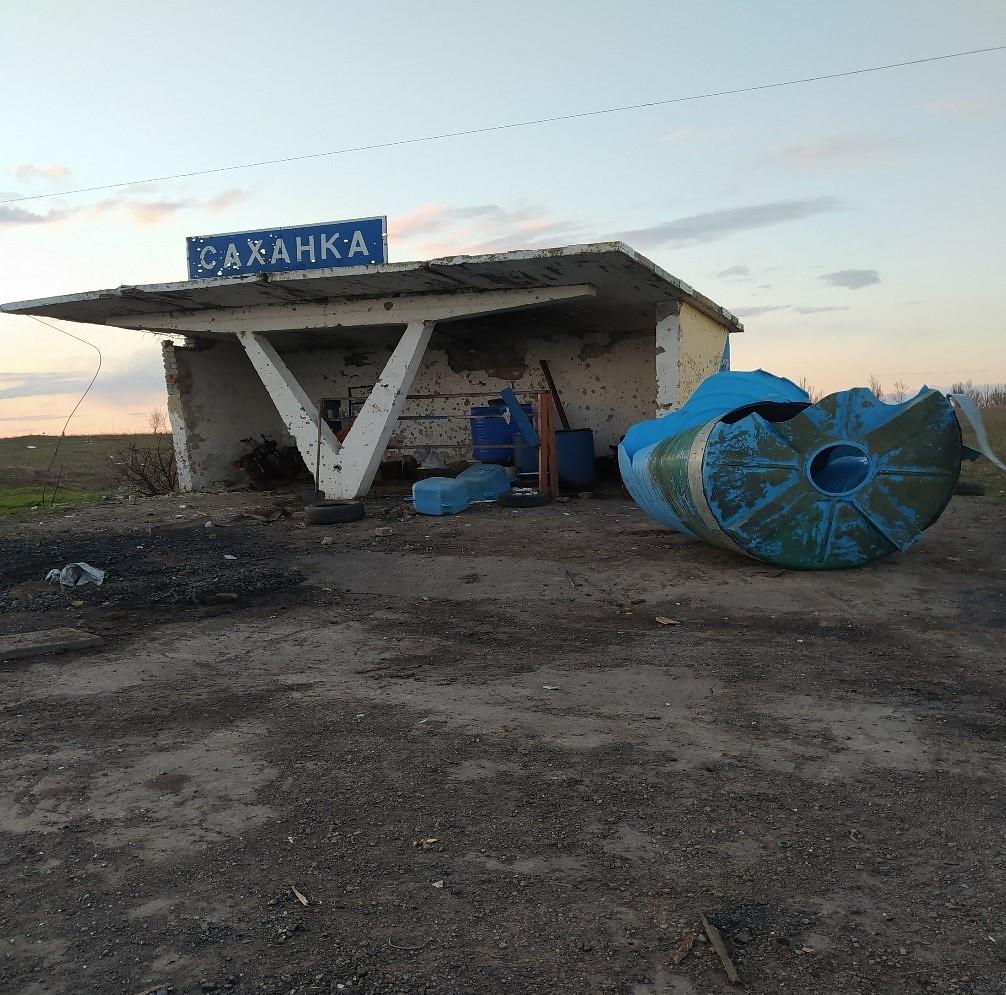 Camion bombardé par l'armée ukrainienne - 1 mort 2 blessés