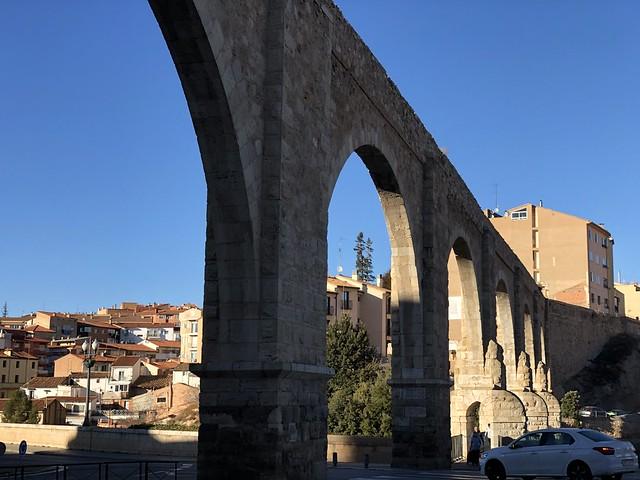 Acueducto de Los Arcos (Teruel)