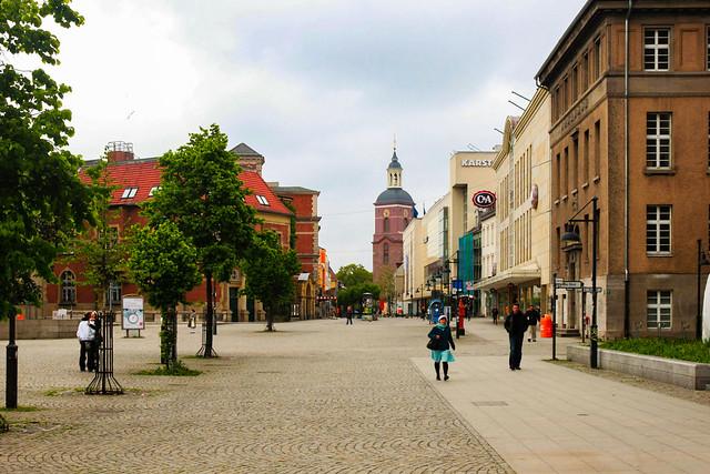 In der Carl-Schurz-Straße