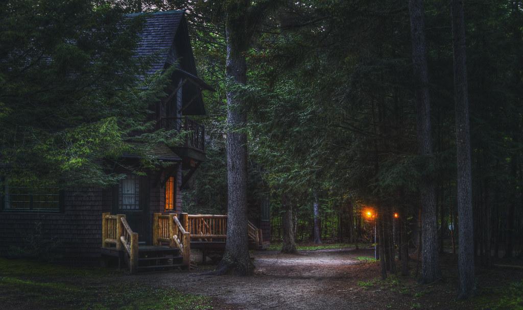 Miyazakiesque Cabin