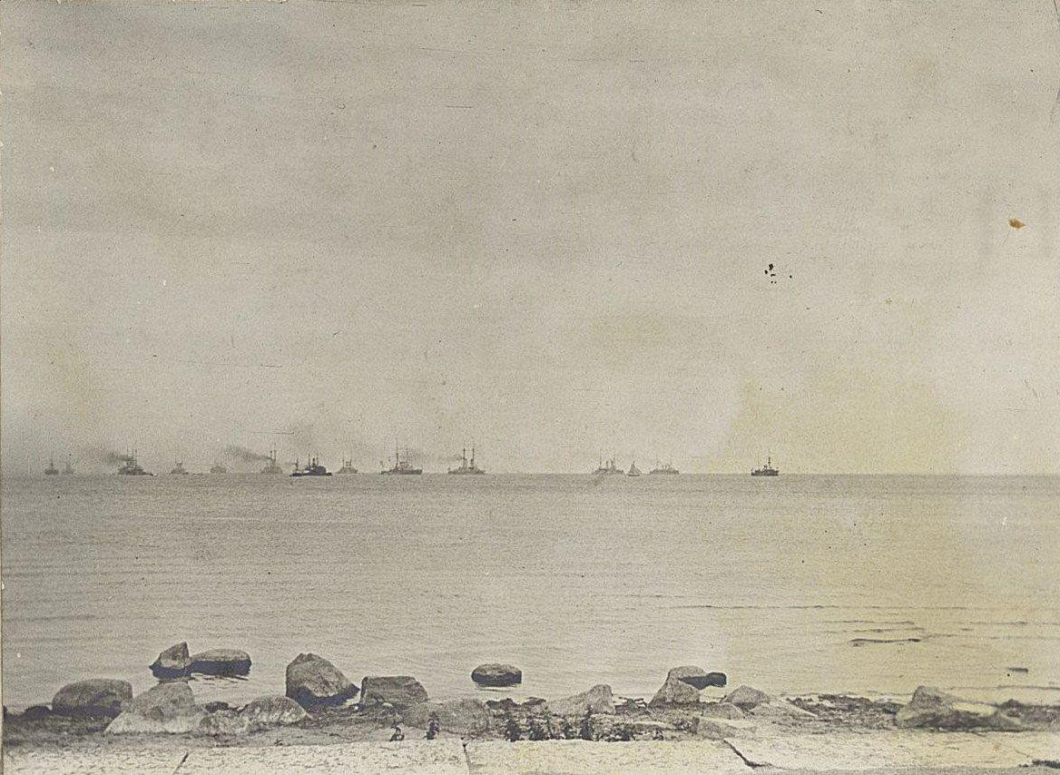 19. Вид на море от волнолома