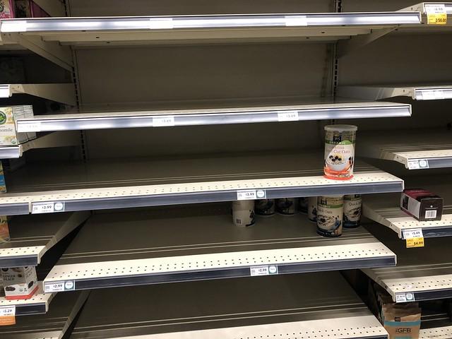 Whole Foods Shelves - Oatmeal - 3-16-20