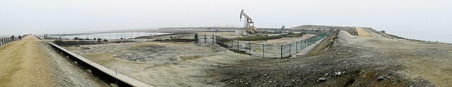 The Last Oil Well at Bolsa Chica