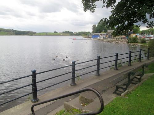 Hollingsworth Lake near Rochdale