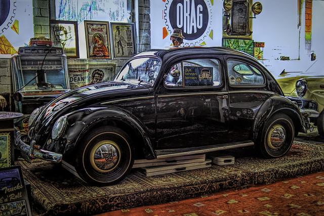 VW Käfer im Marxzeller Museum