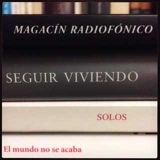 Magacín radiofónico en estado de alerta 16.3.20 #yomequedoencasa #frenarlacurva #haikusdestanteria #quedateencasa