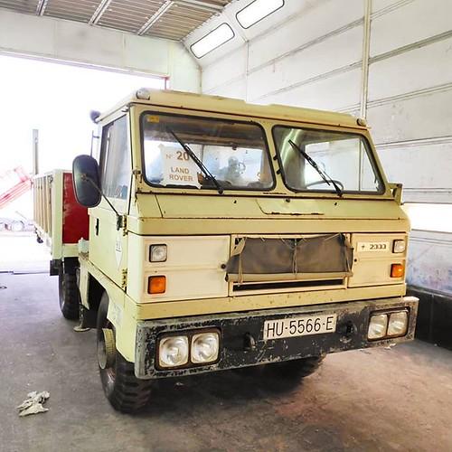 Jeep Santana 2000 Carrosseries Pujol Ponts