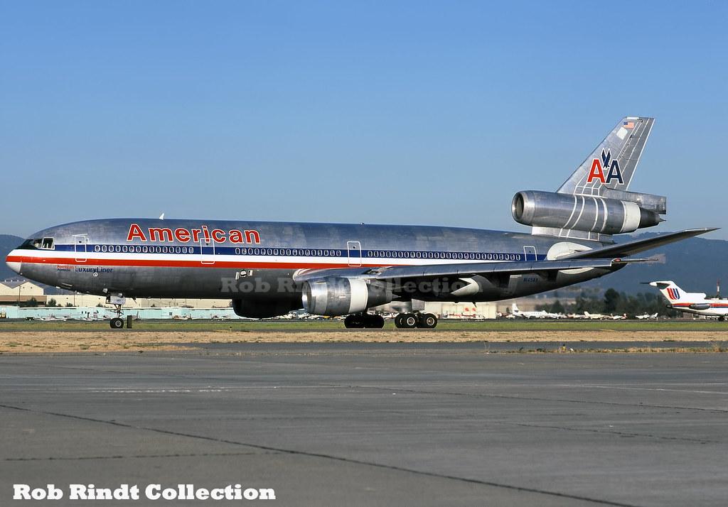 American Airlines DC-10-10 N145AA