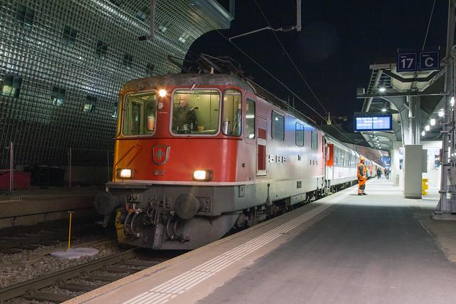 SBB Re 4/4 420 131 Zürich Hbf