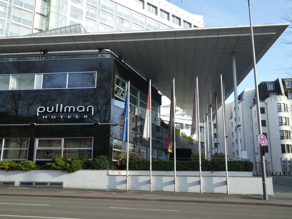 The Pullman Hotel, Cologne