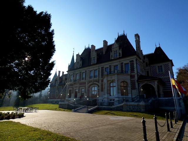 Schloss Rothschild / Rothschild Castle