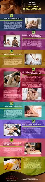 7 Amazing Health Benefits of Erotic and Sensual Massage [Infographic]