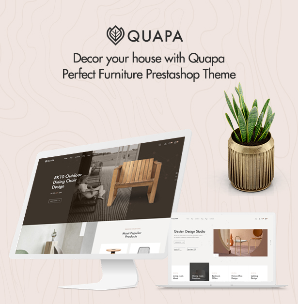 Ap Quapa - Furniture & Interior PrestaShop Theme